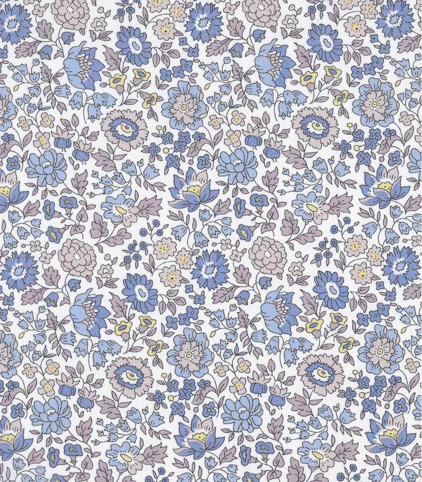 Tissu Liberty Danjo powder/blue