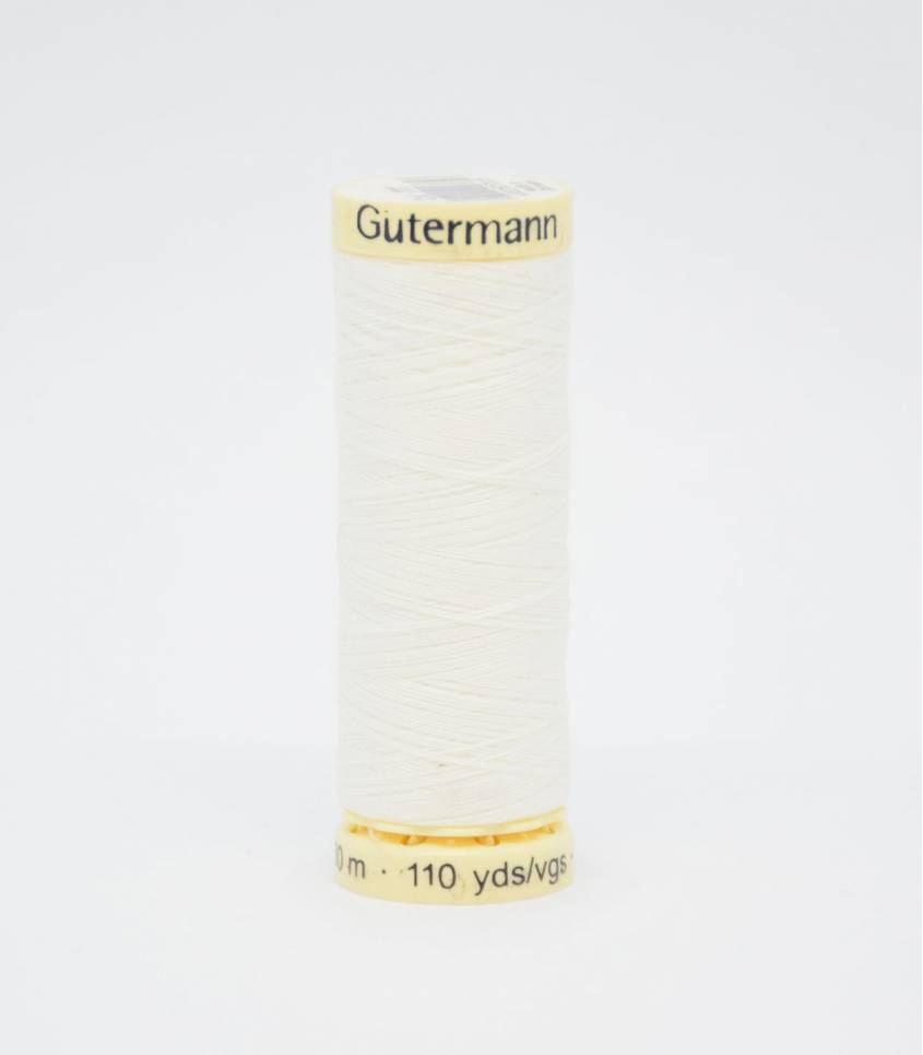 Fil Gütermann blanc cassé-111