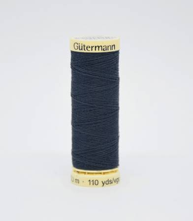 Fil à coudre Gütermann encre-537