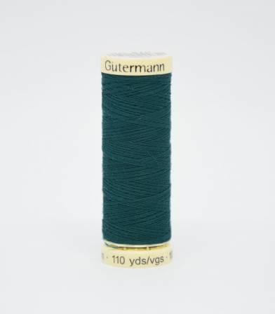 Fil Gütermann bleu pétrole-870