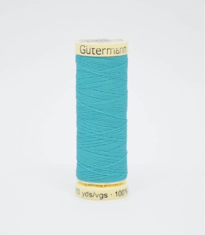 Fil à coudre Gütermann turquoise-736