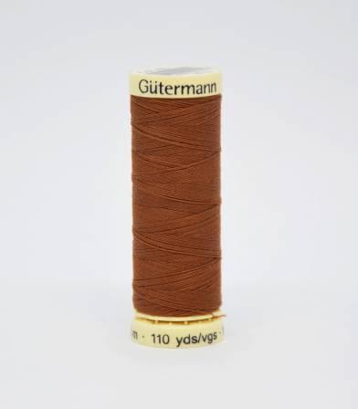 Fil à coudre Gütermann noisette -450
