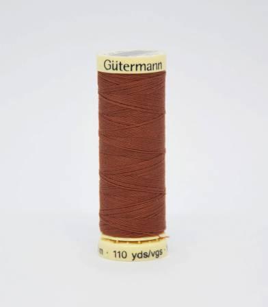 Fil à coudre Gütermann rust-649