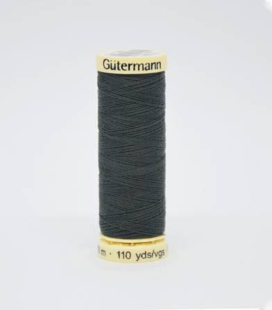 Fil à coudre Gütermann gris foncé-141