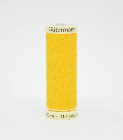 Fil à coudre Gütermann banane-177