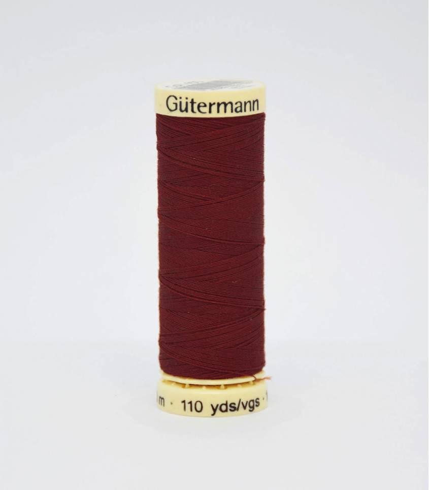 Fil à coudre Gütermann lie de vin-368