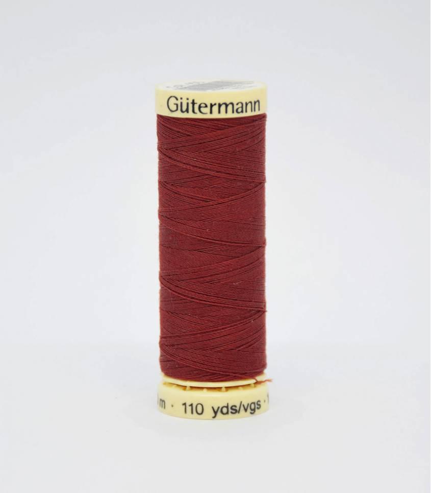 Fil à coudre Gütermann ambre-227