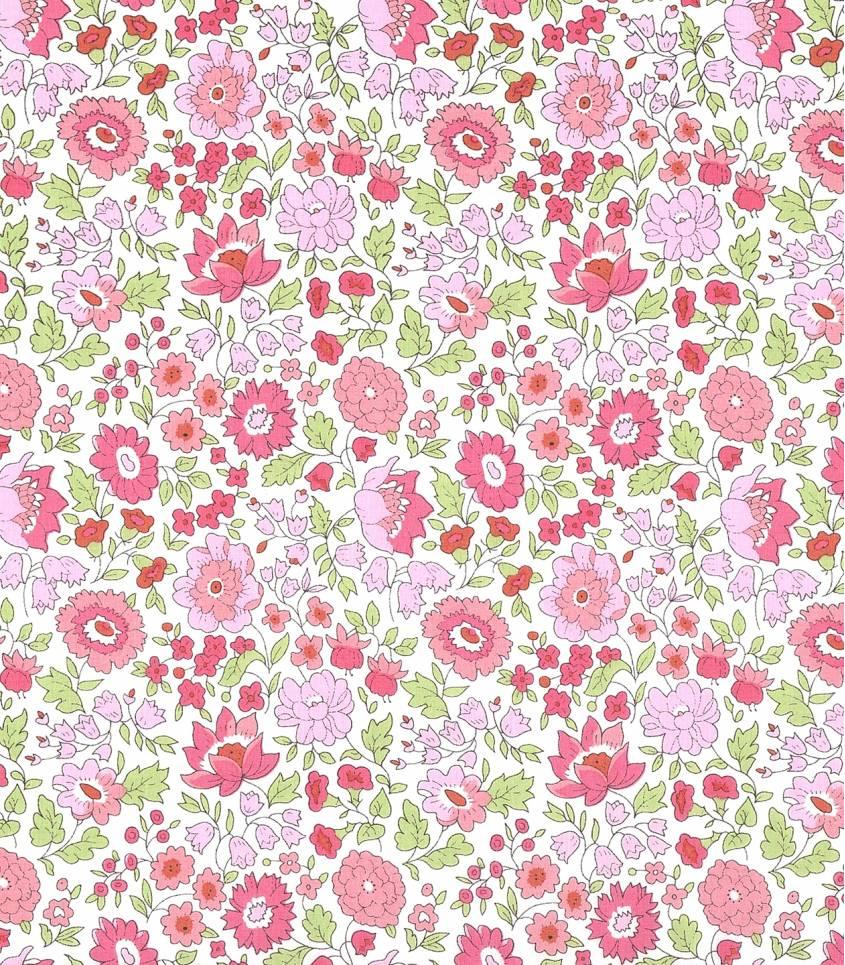 Liberty Danjo sweet pink