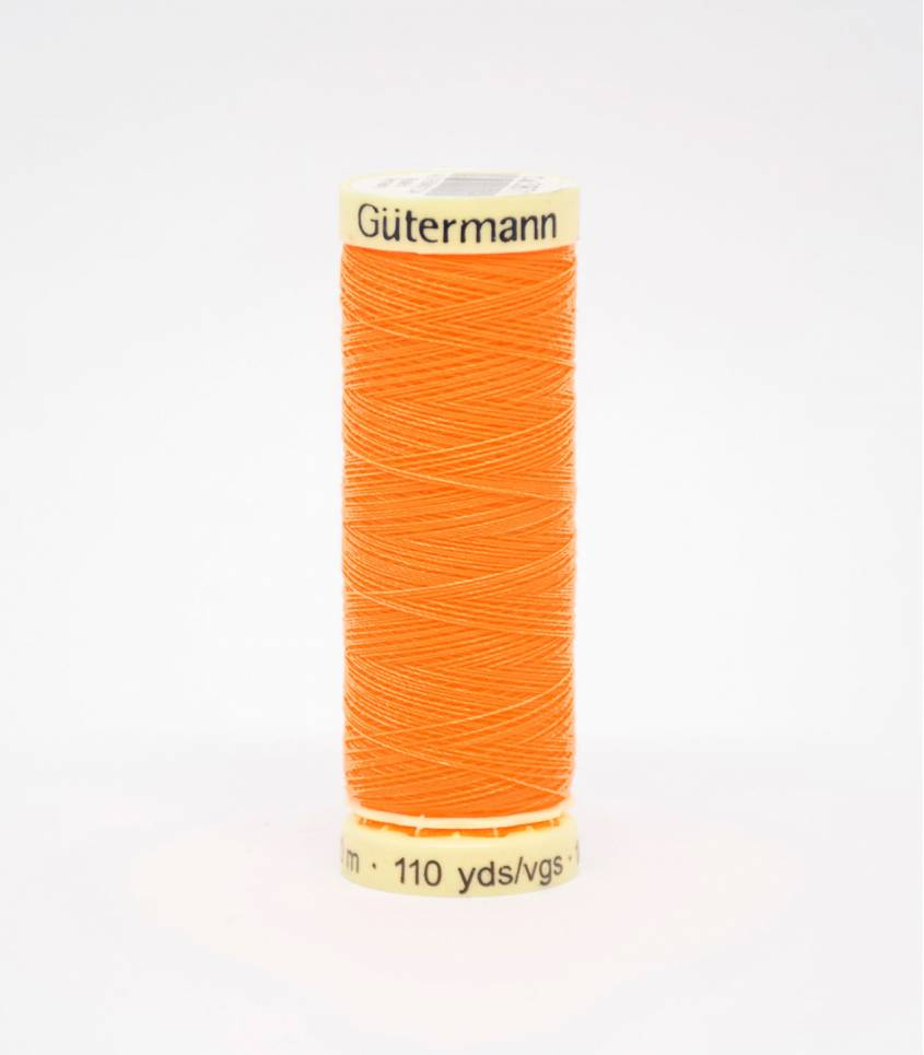 Fil à coudre Gütermann orange fluo-3871