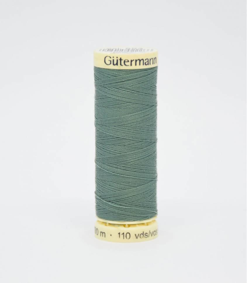 Fil Gütermann vert de gris -553