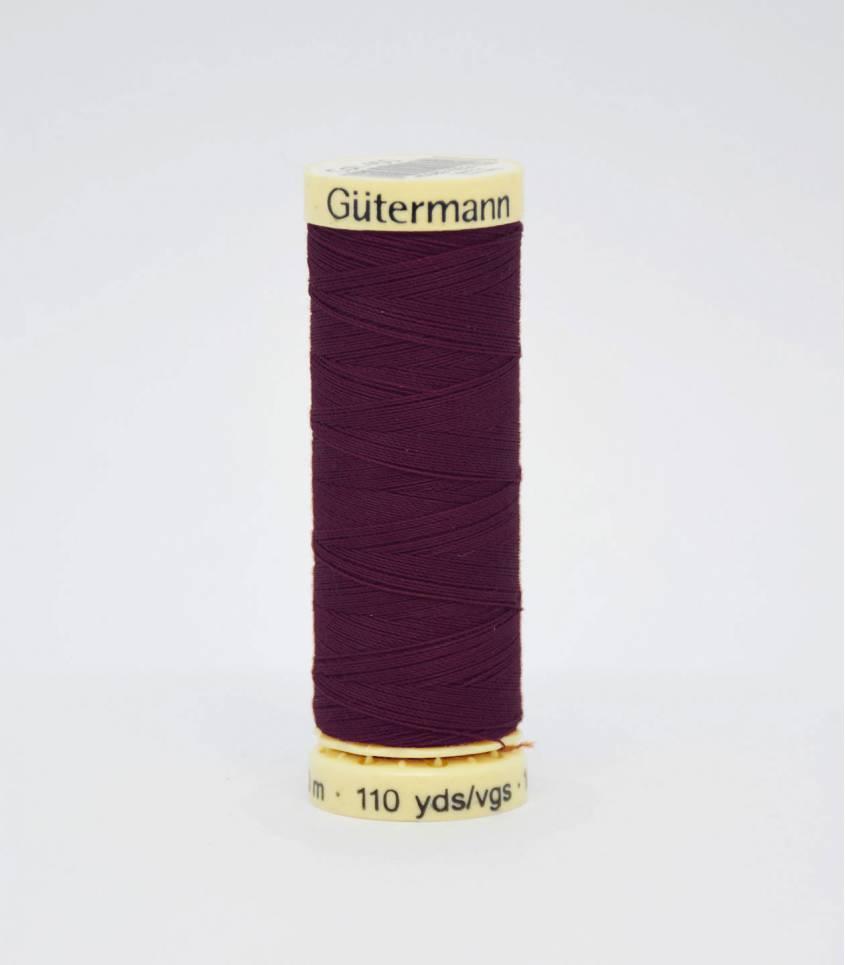 Fil à coudre Gütermann aubergine -130