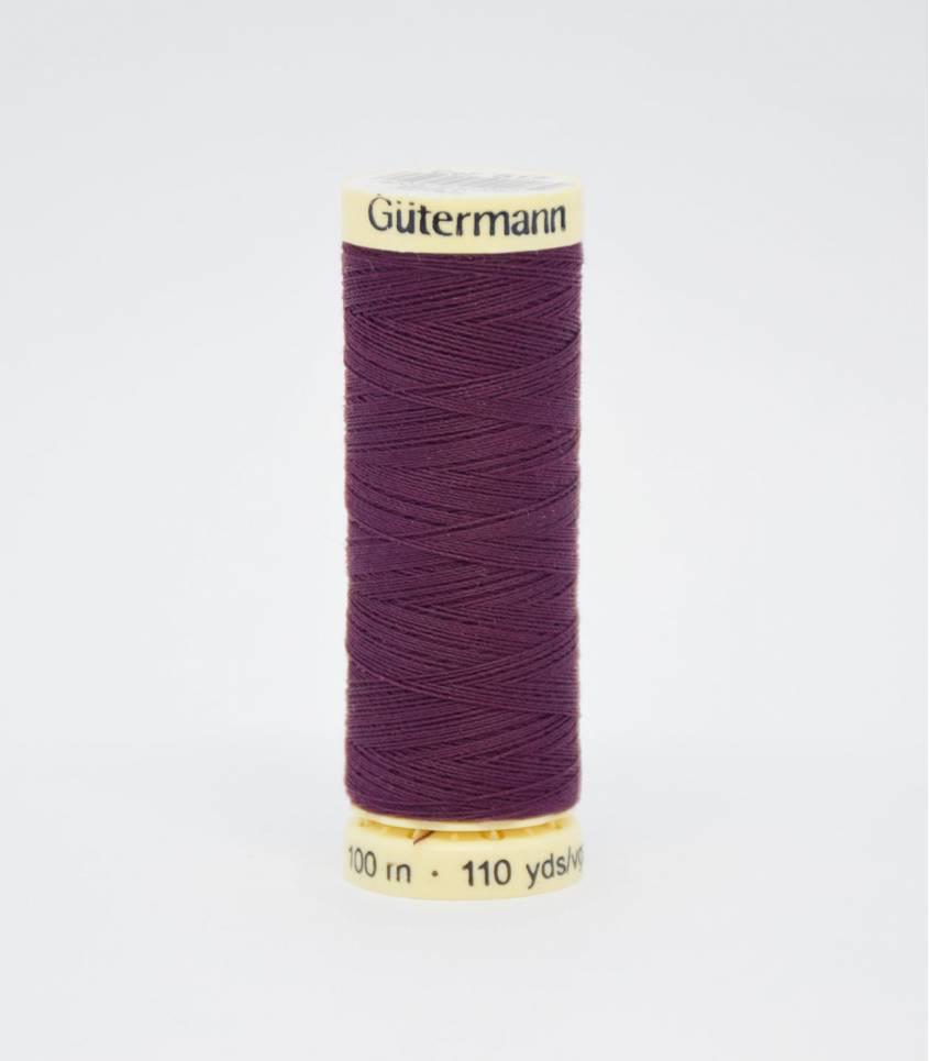 Fil Gütermann prune-517