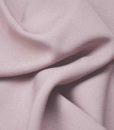 Twill viscose dusty pink