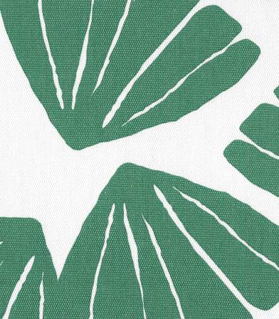 Tissu canvas feuilles de Palmes - Rico Design
