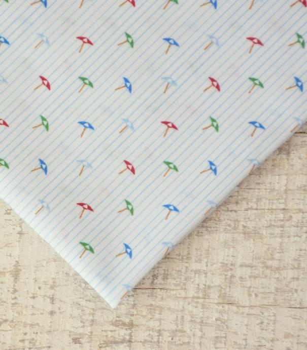 Tissu coton - Parasol