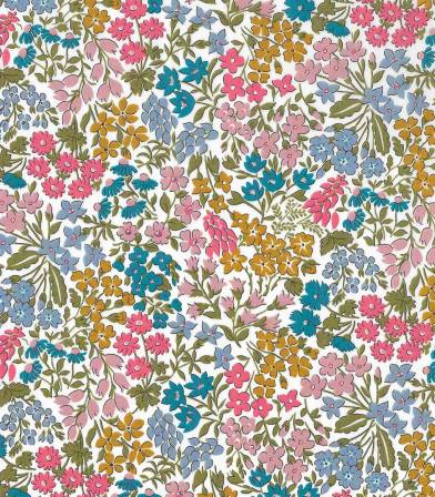 Tissu Liberty Sweet May - Rose