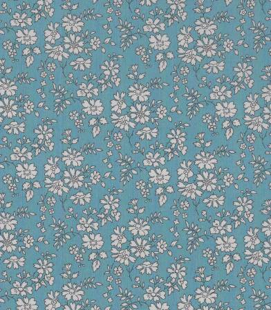 Tissu Liberty Capel - Sea green