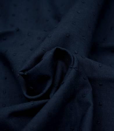 Tissu Plumetis nuit