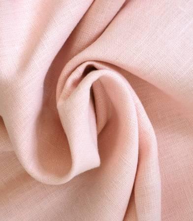 Tissu lin lavé poudre