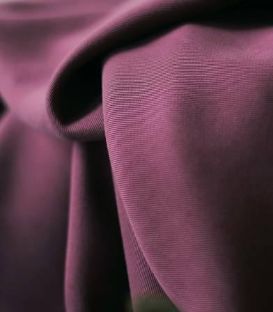 Tissu smooth dape twil  - Maroon
