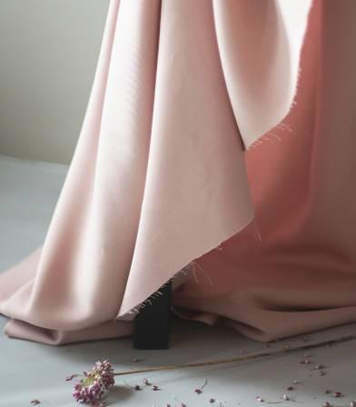 Tissu smooth dape twill - Puff