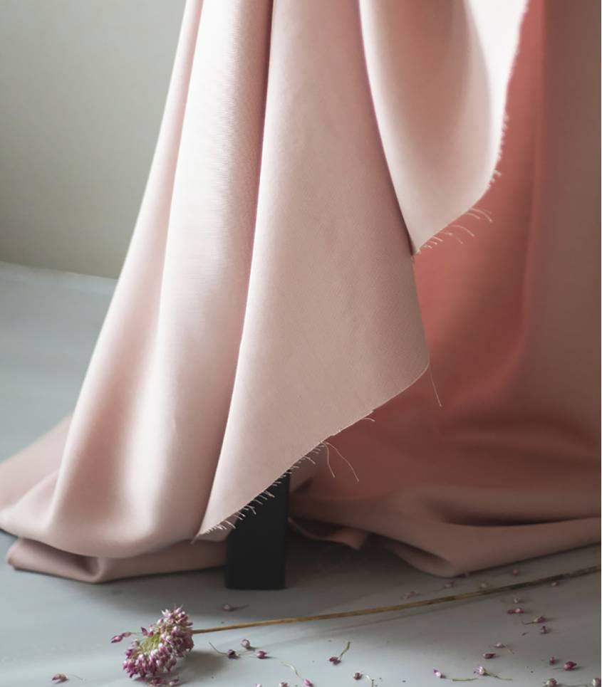 Tissu Tencel sanded - Puff