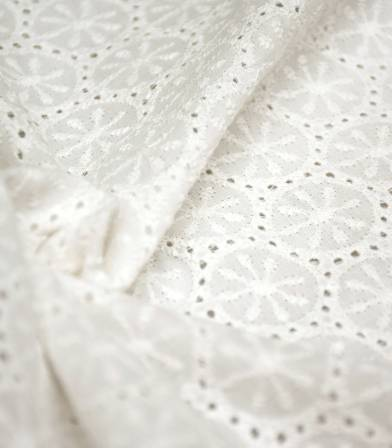 Broderie anglaise Sunny - écru