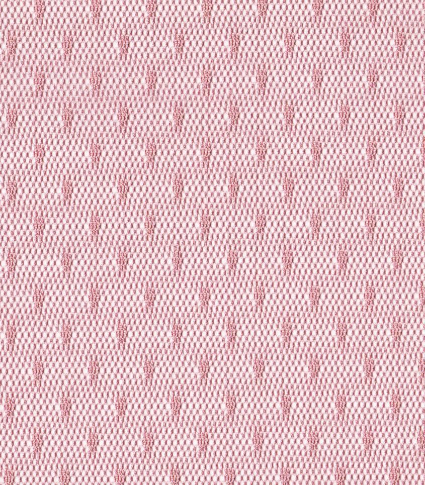 Résille plumetis vx rose