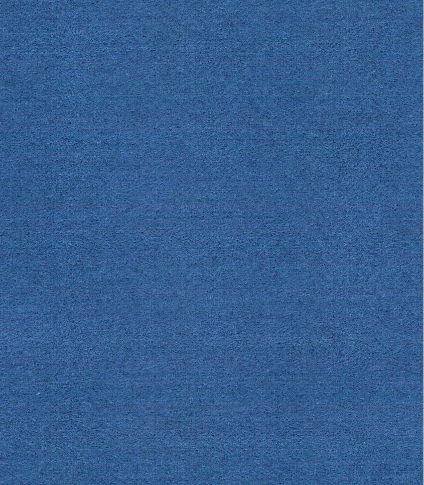 Feutrine bleue roi
