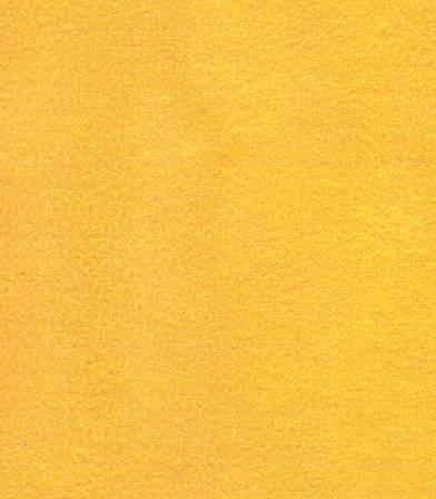 Feutrine jaune d'or