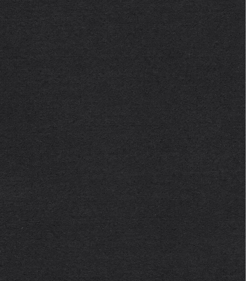 Feutrine noire