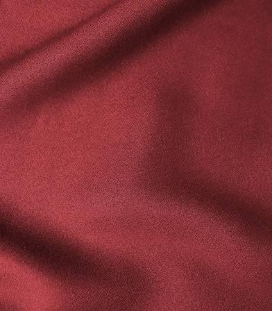 Tissu Crêpe AB Amarante