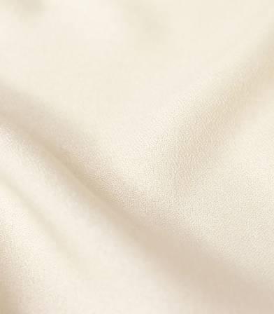Tissu Crêpe AB Off White