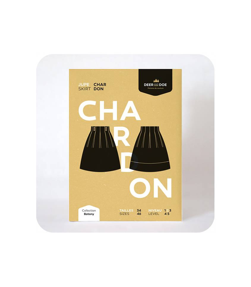 Jupe chardon