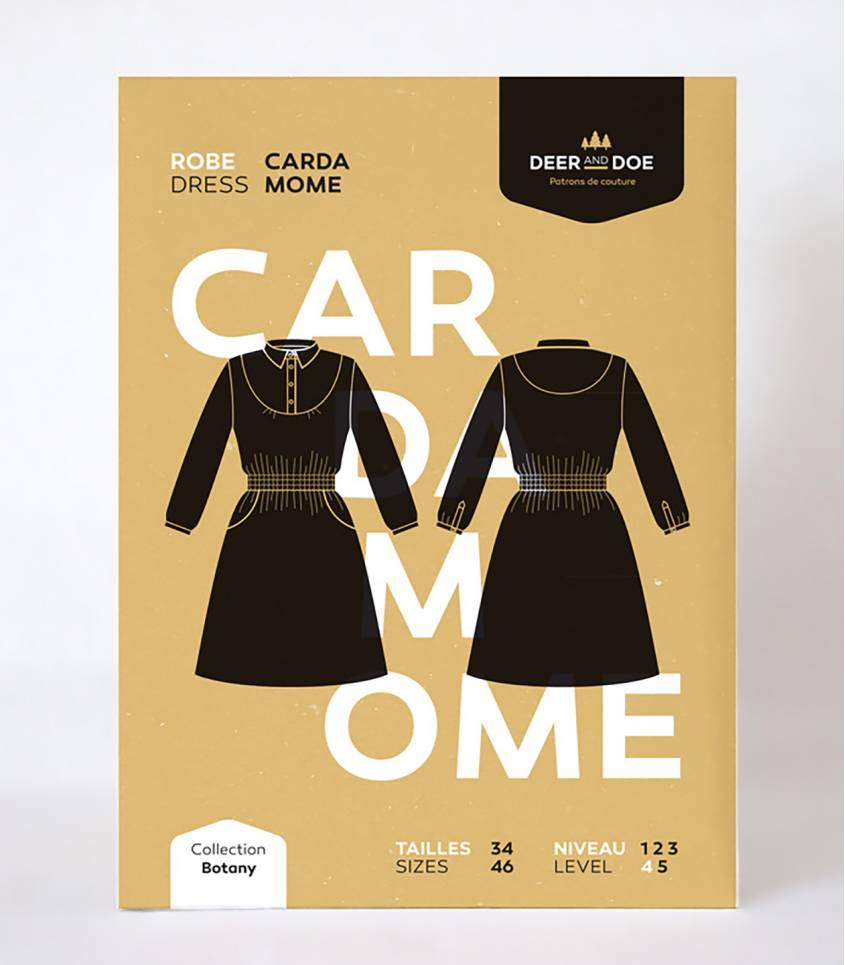 Robe Cardamome