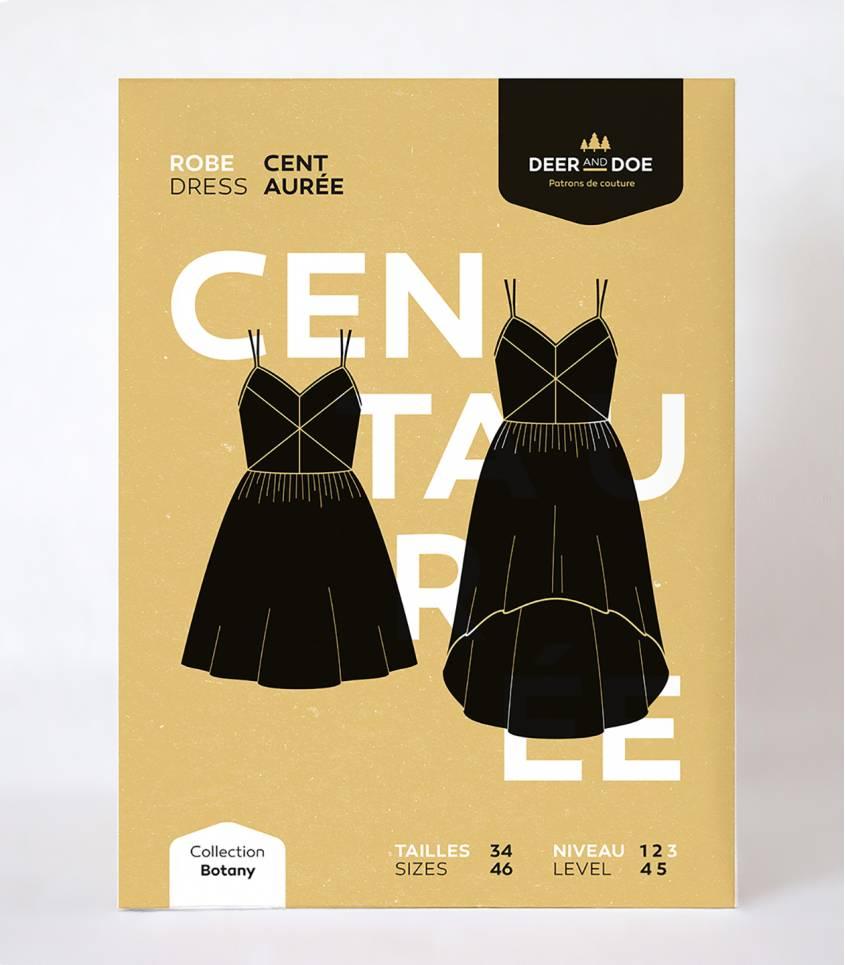 Robe Centaurée