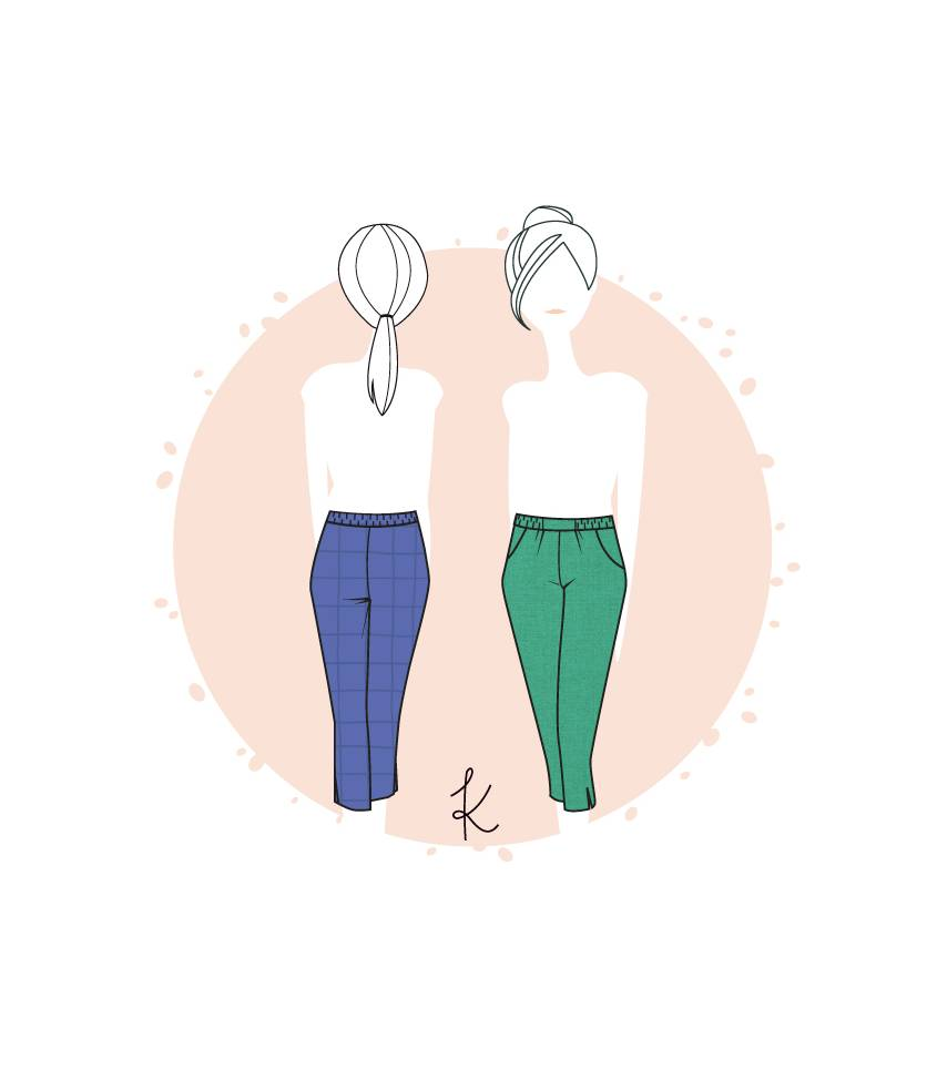 Pantalon Côme - Anne Kerdilès