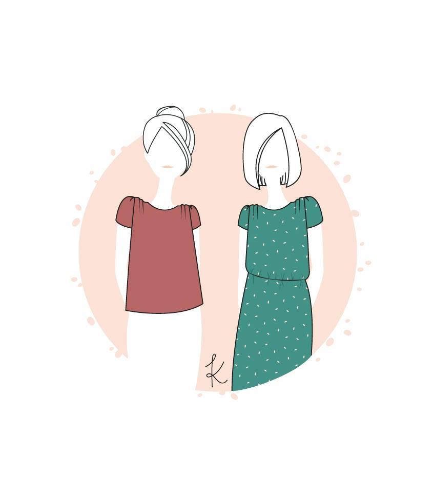 T-shirt Sablons - Anne Kerdilès