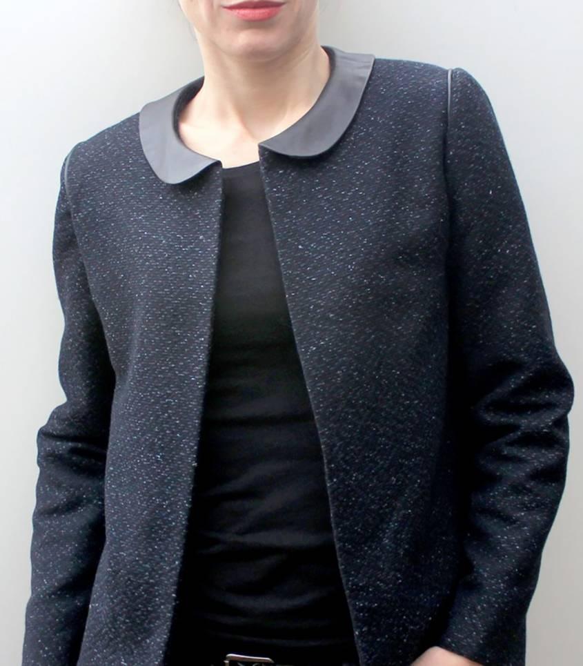Patron veste Claudie