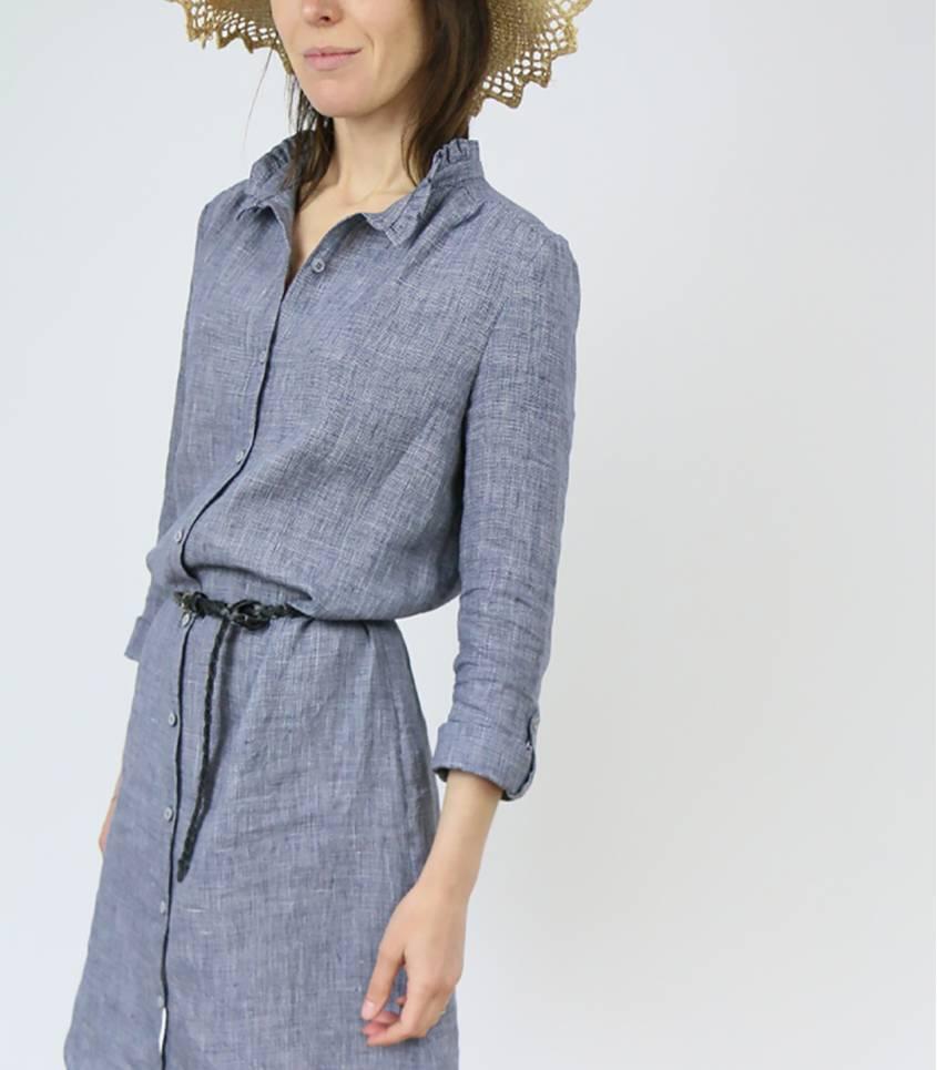 Robe / Chemise Azur