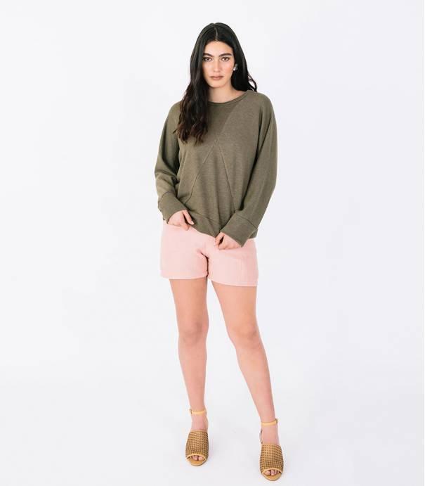 Pinnacle top / sweater