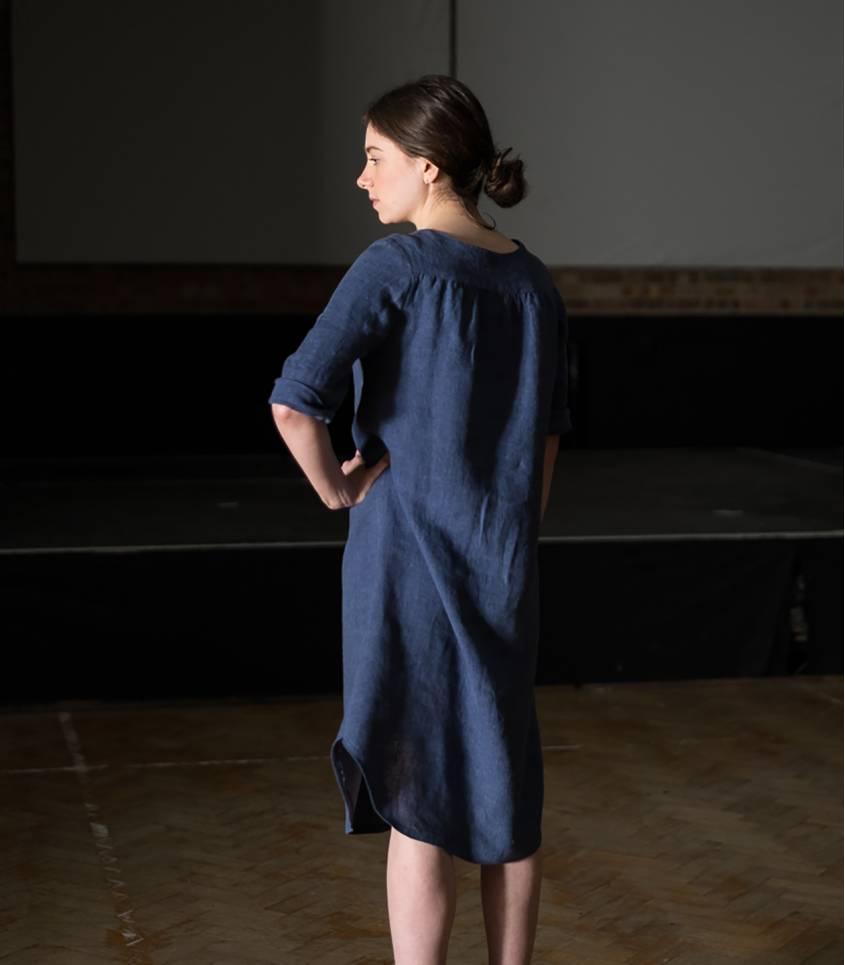 The Dress Shirt- robe