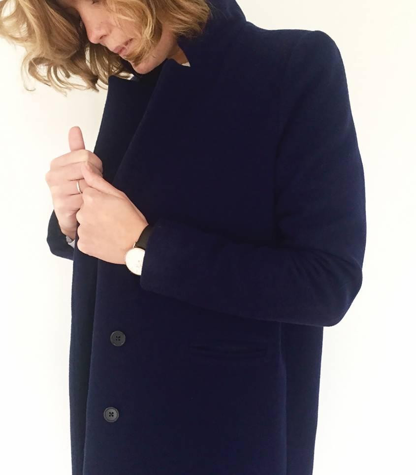 Patron manteau Garance