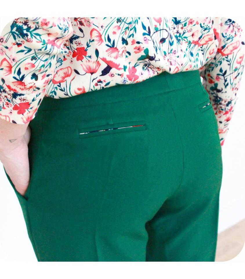 Pantalon Albertine