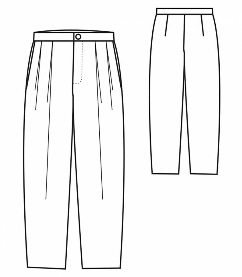 Pantalon Alphonse