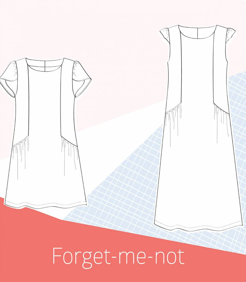Robe Forget me not