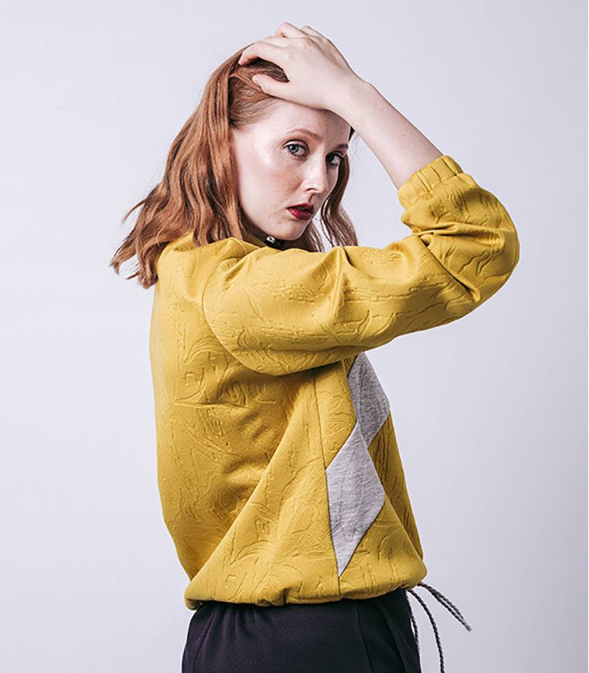 Robe / sweater Gemma