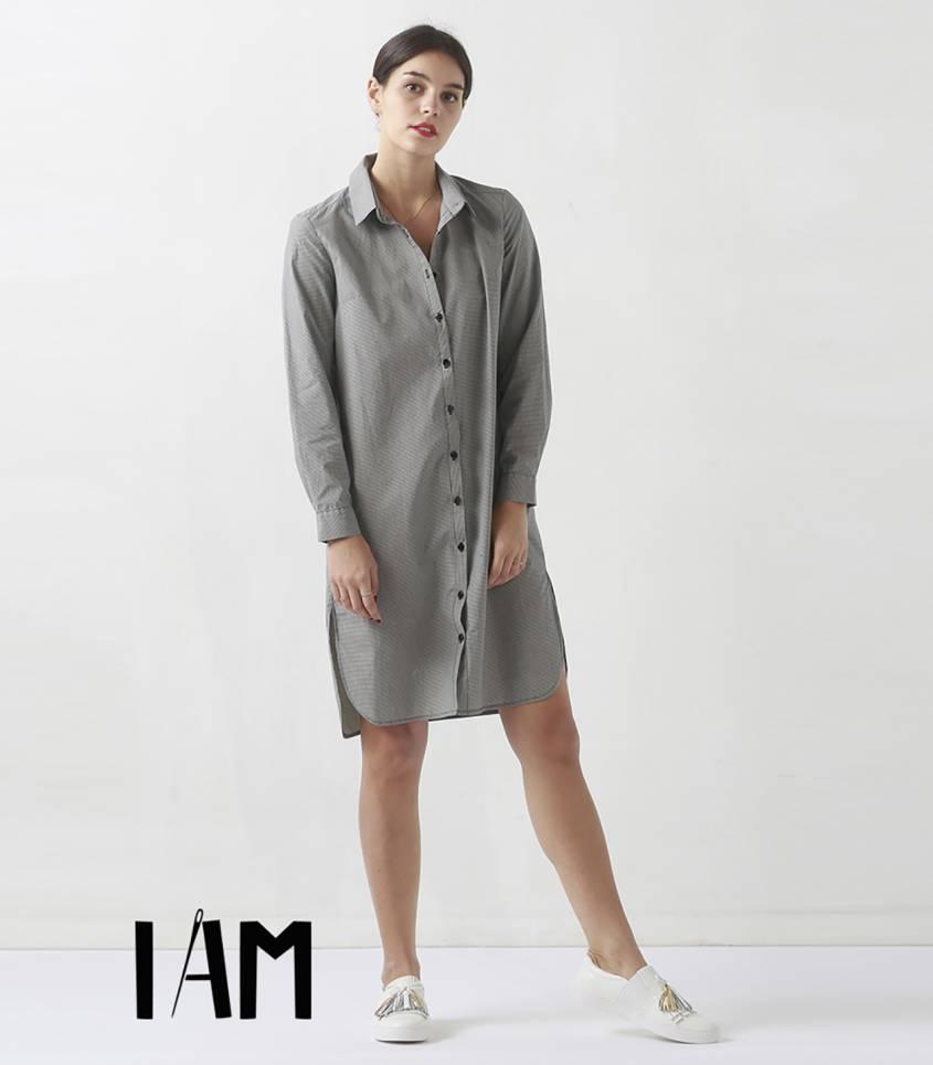 I am HERMES - chemise