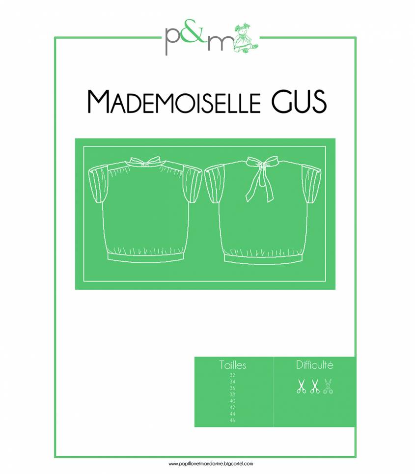 Top Mademoiselle Gus