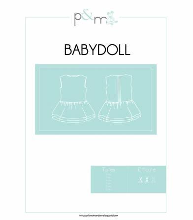 Top (& robe) Babydoll